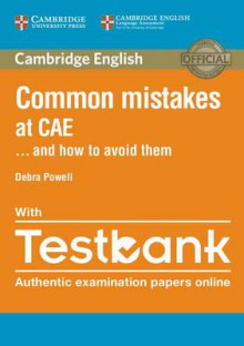 Common Mistakes at CAE... and How to Avoid Them Paperback with Testbank av Debra Powell (Blandet mediaprodukt)