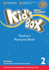 Omslag - Kid's Box Level 2 Teacher's Resource Book with Online Audio British English