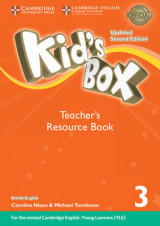 Omslag - Kid's Box Level 3 Teacher's Resource Book with Online Audio British English