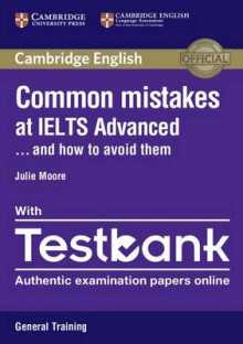Common Mistakes at IELTS Advanced Paperback with IELTS General Training Testbank av Julie Moore (Blandet mediaprodukt)