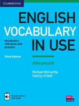 Omslag - English Vocabulary in Use: Advanced Book with Answers and Enhanced eBook