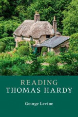 Omslag - Reading Thomas Hardy