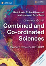Omslag - Cambridge IGCSE (R) Combined and Co-ordinated Sciences Teacher's Resource DVD-ROM