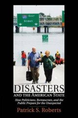Omslag - Disasters and the American State
