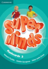 Omslag - Super Minds Level 3 Flashcards (Pack of 83)