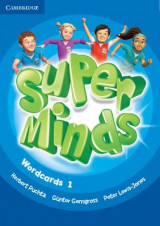 Omslag - Super Minds Level 1 Wordcards (Pack of 90)