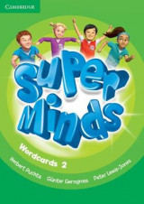 Omslag - Super Minds Level 2 Wordcards (Pack of 81)