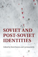 Omslag - Soviet and Post-Soviet Identities