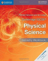 Omslag - Cambridge IGCSE Physical Science Chemistry Workbook