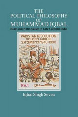 Omslag - The Political Philosophy of Muhammad Iqbal