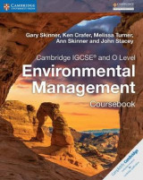 Omslag - Cambridge IGCSE (R) and O Level Environmental Management Coursebook