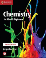 Omslag - Chemistry for the IB Diploma Workbook with CD-ROM
