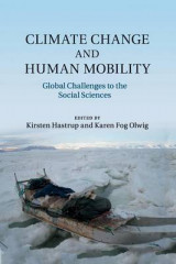 Omslag - Climate Change and Human Mobility