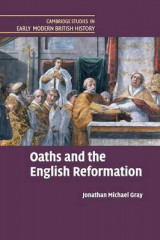 Omslag - Oaths and the English Reformation