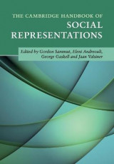 Omslag - The Cambridge Handbook of Social Representations