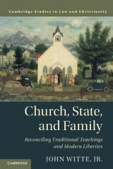 Omslag - Church, State, and Family