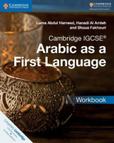 Omslag - Cambridge IGCSE (R) Arabic as a First Language Workbook