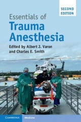 Omslag - Essentials of Trauma Anesthesia