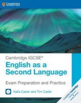 Omslag - Cambridge IGCSE (R) English as a Second Language Exam Preparation and Practice with Audio CDs (2)