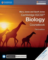 Omslag - Cambridge IGCSE (R) Biology Coursebook with CD-ROM and Cambridge Elevate Enhanced Edition (2 Years)