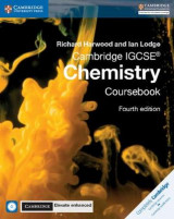 Omslag - Cambridge IGCSE (R) Chemistry Coursebook with CD-ROM and Cambridge Elevate Enhanced Edition (2 Years)