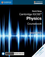 Omslag - Cambridge IGCSE (R) Physics Coursebook with CD-ROM and Cambridge Elevate Enhanced Edition (2 Years)