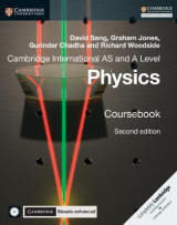 Omslag - Cambridge International AS and A Level Physics Coursebook with CD-ROM and Cambridge Elevate Enhanced Edition (2 Years)