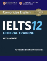 Omslag - Cambridge IELTS 12 General Training Student's Book with Answers