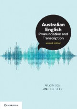 Omslag - Australian English Pronunciation and Transcription