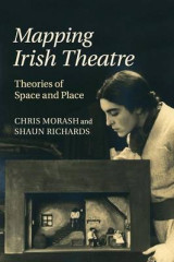 Omslag - Mapping Irish Theatre