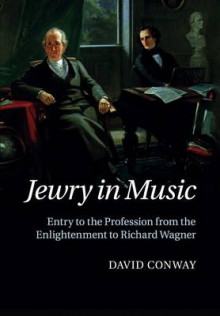 Jewry in Music av David Conway (Heftet)