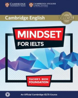 Omslag - Mindset for IELTS Foundation Teacher's Book with Class Audio