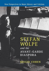 Omslag - Stefan Wolpe and the Avant-Garde Diaspora
