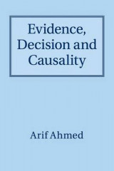 Omslag - Evidence, Decision and Causality