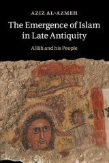 Omslag - The Emergence of Islam in Late Antiquity