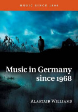 Omslag - Music in Germany Since 1968