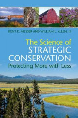 Omslag - The Science of Strategic Conservation