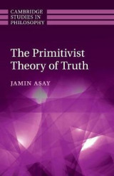 Omslag - The Primitivist Theory of Truth