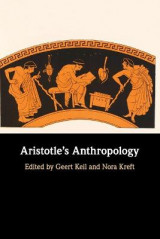 Omslag - Aristotle's Anthropology