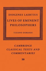 Omslag - Diogenes Laertius: Lives of Eminent Philosophers