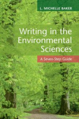 Omslag - Writing in the Environmental Sciences