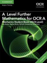 Omslag - A Level Further Mathematics for OCR A Mechanics Student Book (AS/A Level) with Cambridge Elevate Edition (2 Years)