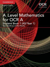 Omslag - A Level Mathematics for OCR A Student Book 1 (AS/Year 1)
