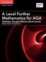 Omslag - A Level Further Mathematics for AQA Statistics Student Book (AS/A Level)