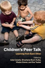 Omslag - Children's Peer Talk