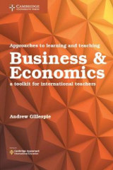 Omslag - Approaches to Learning and Teaching Business & Economics