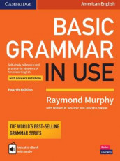 Basic Grammar in Use Student's Book with Answers and Interactive eBook av Raymond Murphy (Blandet mediaprodukt)