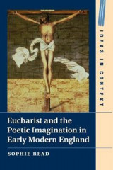 Omslag - Eucharist and the Poetic Imagination in Early Modern England