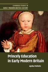 Omslag - Princely Education in Early Modern Britain