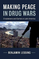 Omslag - Making Peace in Drug Wars